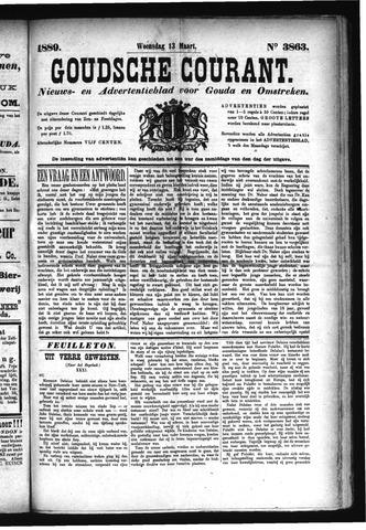Goudsche Courant 1889-03-13