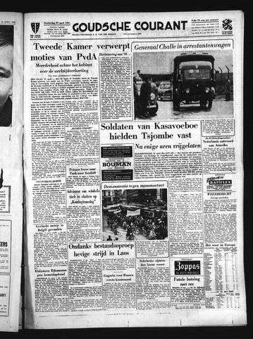Goudsche Courant 1961-04-27