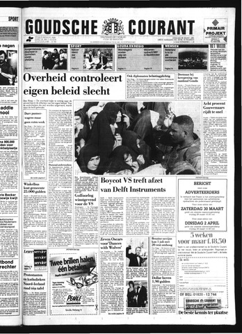 Goudsche Courant 1991-03-26