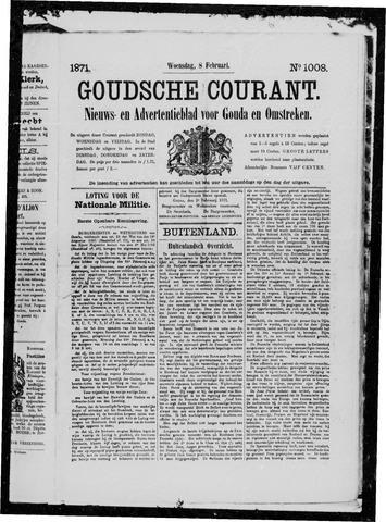 Goudsche Courant 1871-02-08