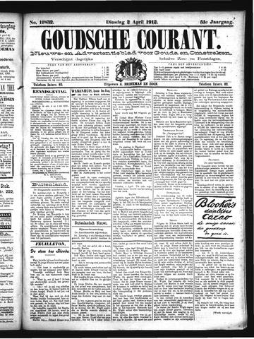 Goudsche Courant 1912-04-02