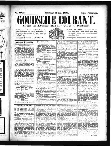 Goudsche Courant 1896-06-13