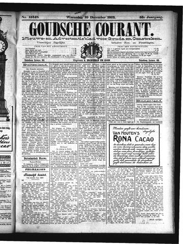 Goudsche Courant 1913-12-10
