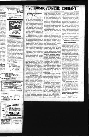 Schoonhovensche Courant 1944-10-24