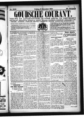 Goudsche Courant 1923-12-21