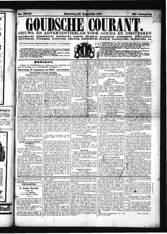 Goudsche Courant 1927-08-30