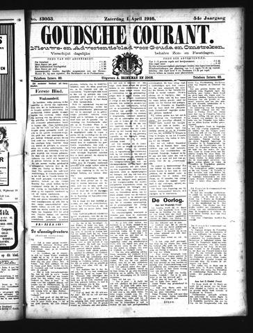 Goudsche Courant 1916-04-01