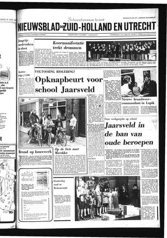 Schoonhovensche Courant 1975-06-30