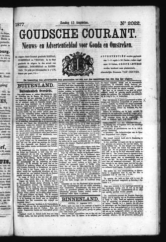 Goudsche Courant 1877-08-12