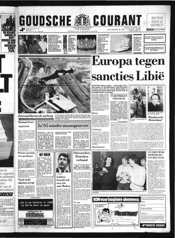 Goudsche Courant 1986-01-04