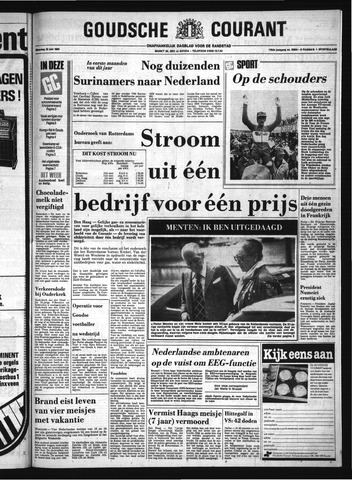 Goudsche Courant 1980-06-30
