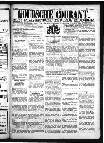 Goudsche Courant 1939-06-27