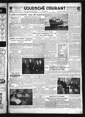 Goudsche Courant 1952-01-03