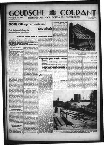 Goudsche Courant 1940-06-25