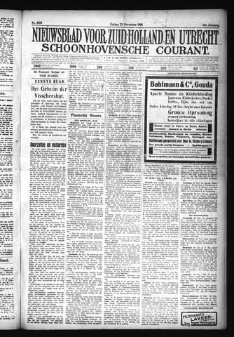 Schoonhovensche Courant 1928-11-23