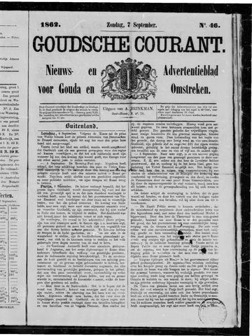 Goudsche Courant 1862-09-07