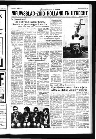 Schoonhovensche Courant 1964-10-19