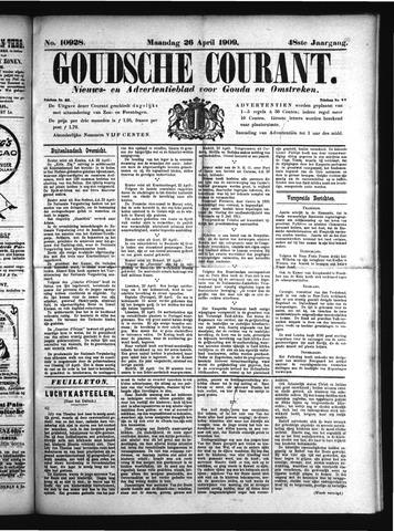 Goudsche Courant 1909-04-26