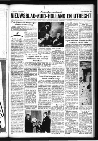 Schoonhovensche Courant 1963-12-20