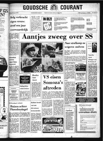 Goudsche Courant 1979-06-22