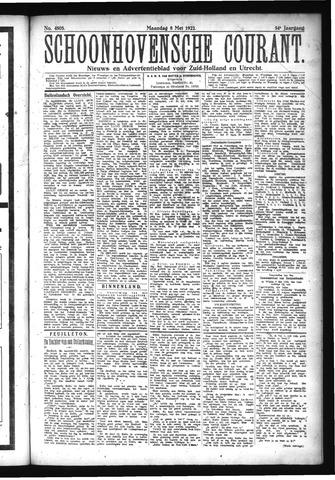 Schoonhovensche Courant 1922-05-08