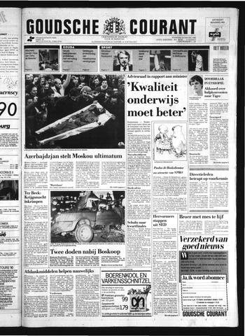 Goudsche Courant 1990-01-22