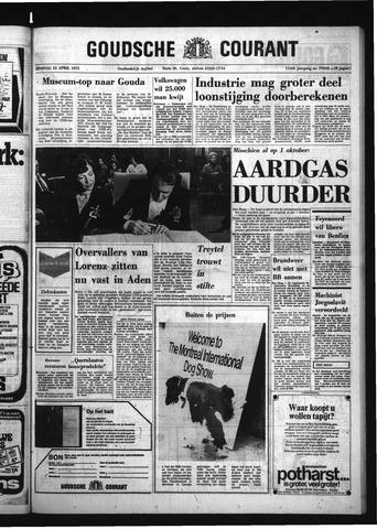 Goudsche Courant 1975-04-15