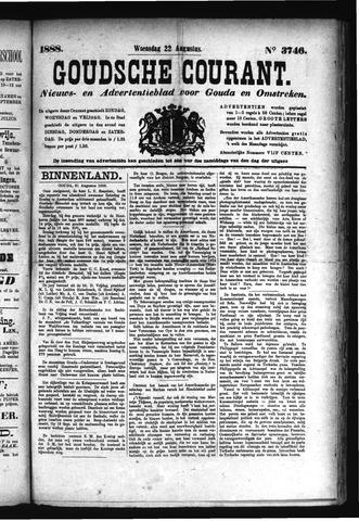 Goudsche Courant 1888-08-22