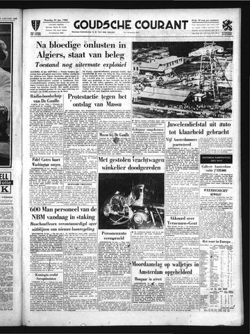 Goudsche Courant 1960-01-25
