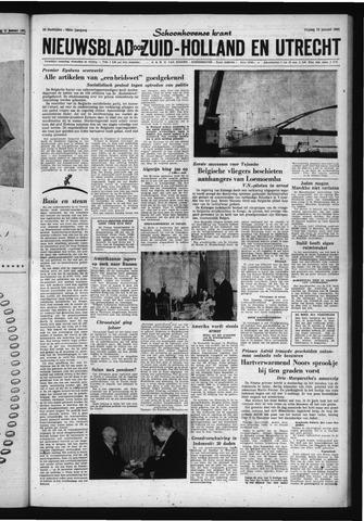 Schoonhovensche Courant 1961-01-13