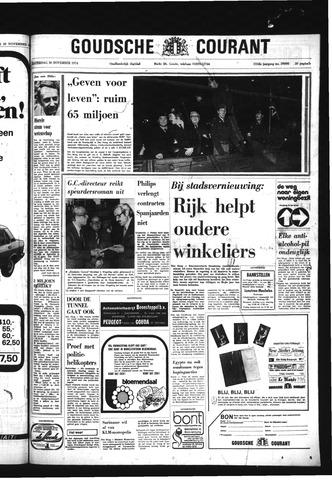 Goudsche Courant 1974-11-30