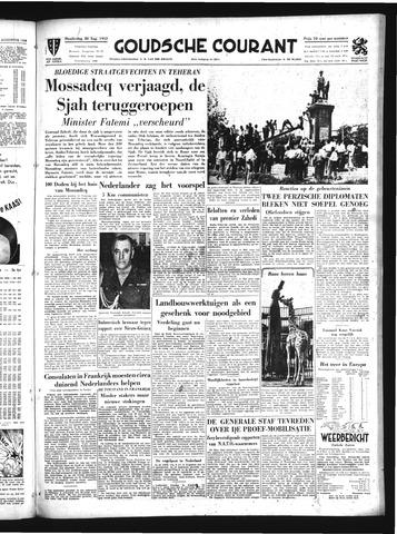 Goudsche Courant 1953-08-20