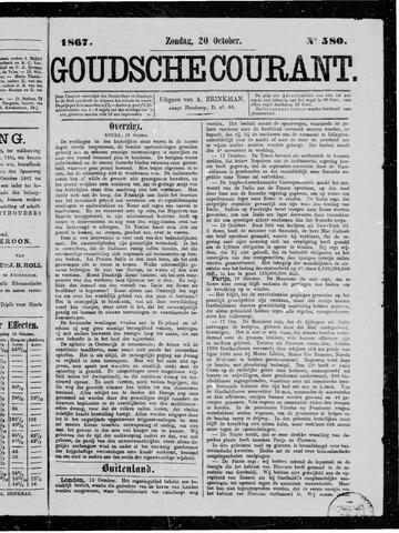 Goudsche Courant 1867-10-20
