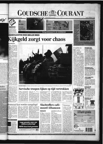 Goudsche Courant 1998-10-27