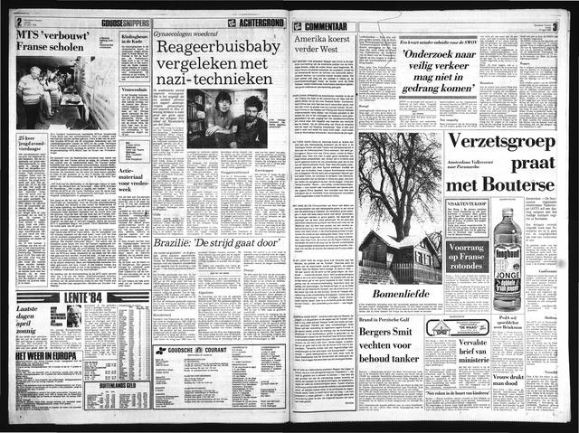 Goudsche Courant 1984-04-27