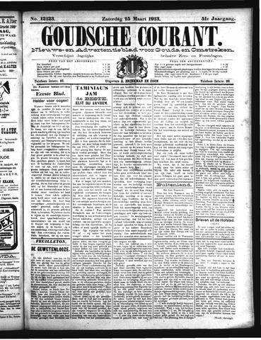 Goudsche Courant 1913-03-15