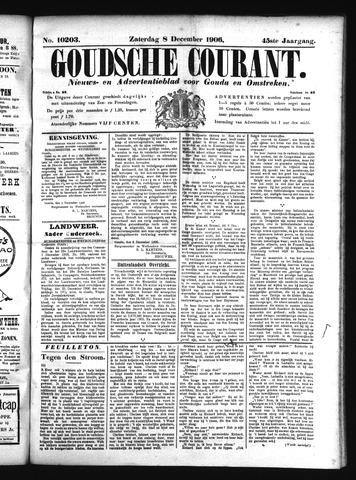 Goudsche Courant 1906-12-08