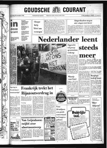 Goudsche Courant 1978-11-23