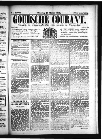 Goudsche Courant 1909-03-23