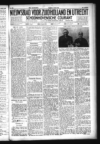Schoonhovensche Courant 1933-03-06