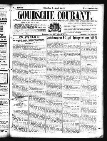 Goudsche Courant 1918-04-09