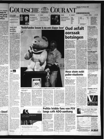 Goudsche Courant 2004-10-19