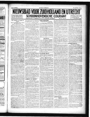 Schoonhovensche Courant 1946-10-07