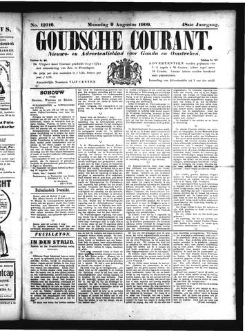 Goudsche Courant 1909-08-09