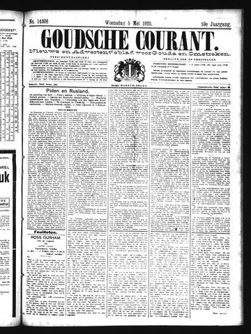 Goudsche Courant 1920-05-05