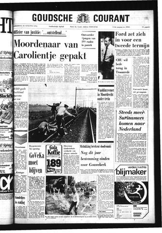 Goudsche Courant 1974-08-22