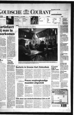 Goudsche Courant 2002-05-22
