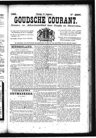 Goudsche Courant 1891-08-18