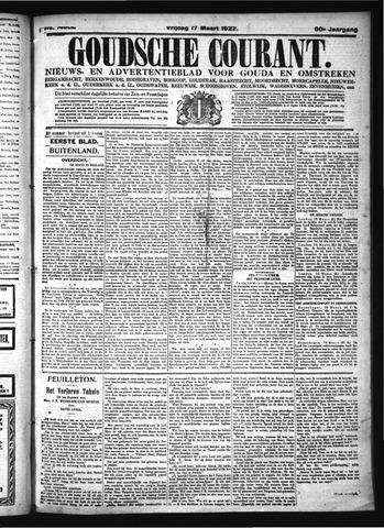 Goudsche Courant 1922-03-17