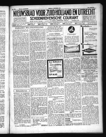 Schoonhovensche Courant 1937-12-10